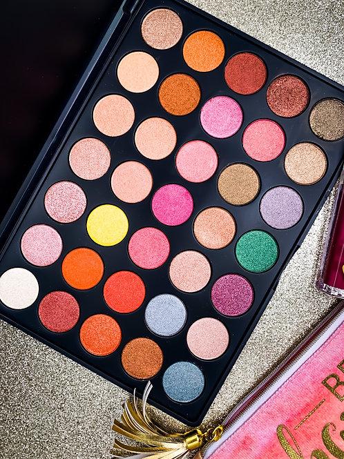 Barbie Girl High Pigment Eyeshadow Palette