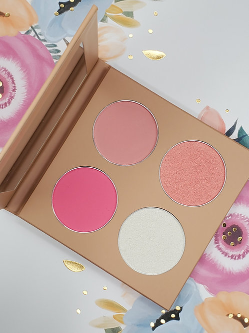 SG Four Shades Blush Palette 14