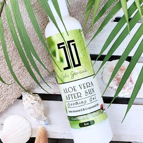 After Sun  Soothing Gel Coconut
