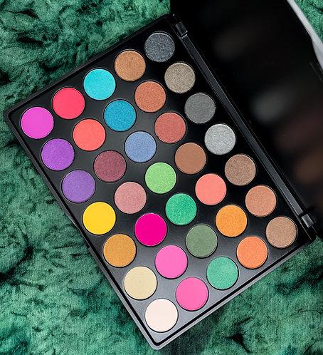 Amazona High Pigment Eyeshadow Palette