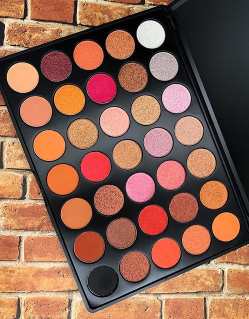 Jasper High Pigment Eyeshadow Palette