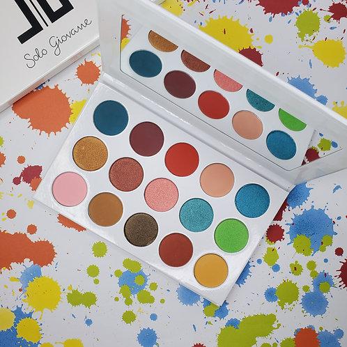SG 15 Colors Palette