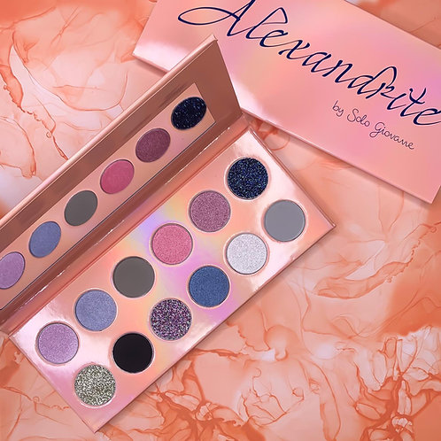Alexandrite Eyeshadow Palette