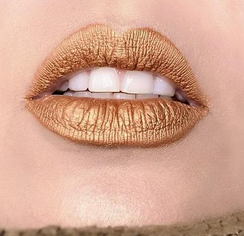 Matte Liquid Lipstick 29 Gold Shimmer
