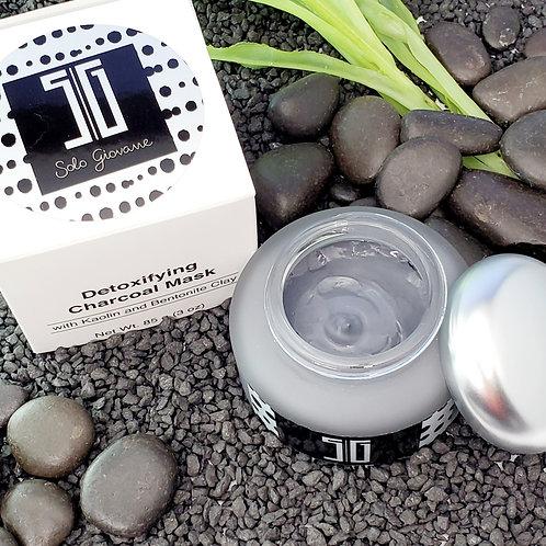SG Detoxifying Charcoal Mask