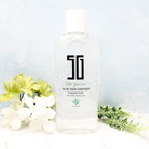Fragrance Free hand Sanitizer
