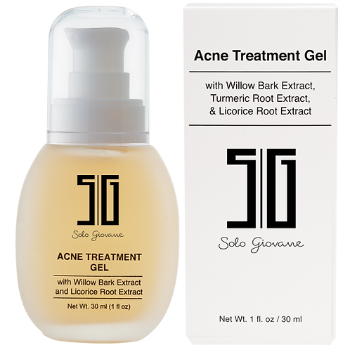 Solo Giovane Acne Treatment Gel