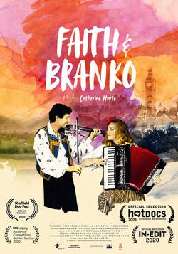Faith and Branko poster M2021