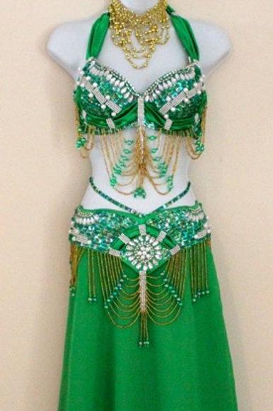 Costume Chic et Élégante (bustier et ceinture) / Bra + Belt