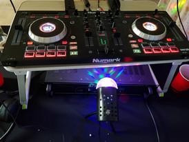 DJ Set Up 2017