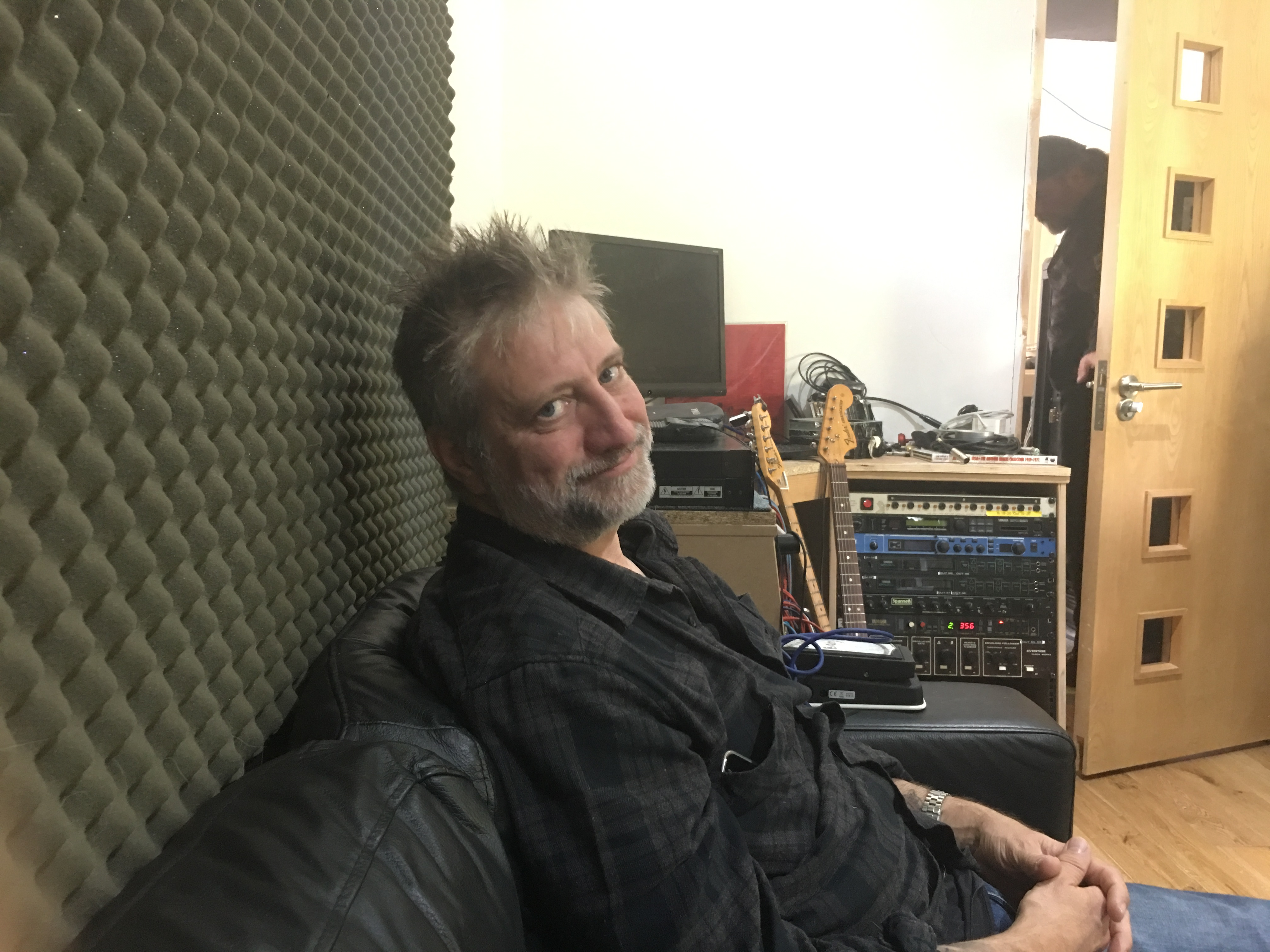 Studio (cabin fever)