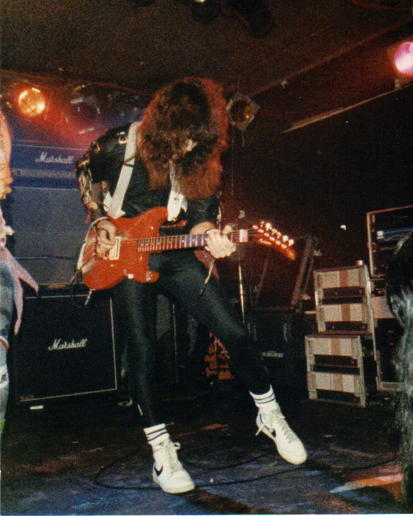 Andy B Europe '85