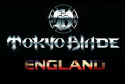 Tokyo Blade sticker