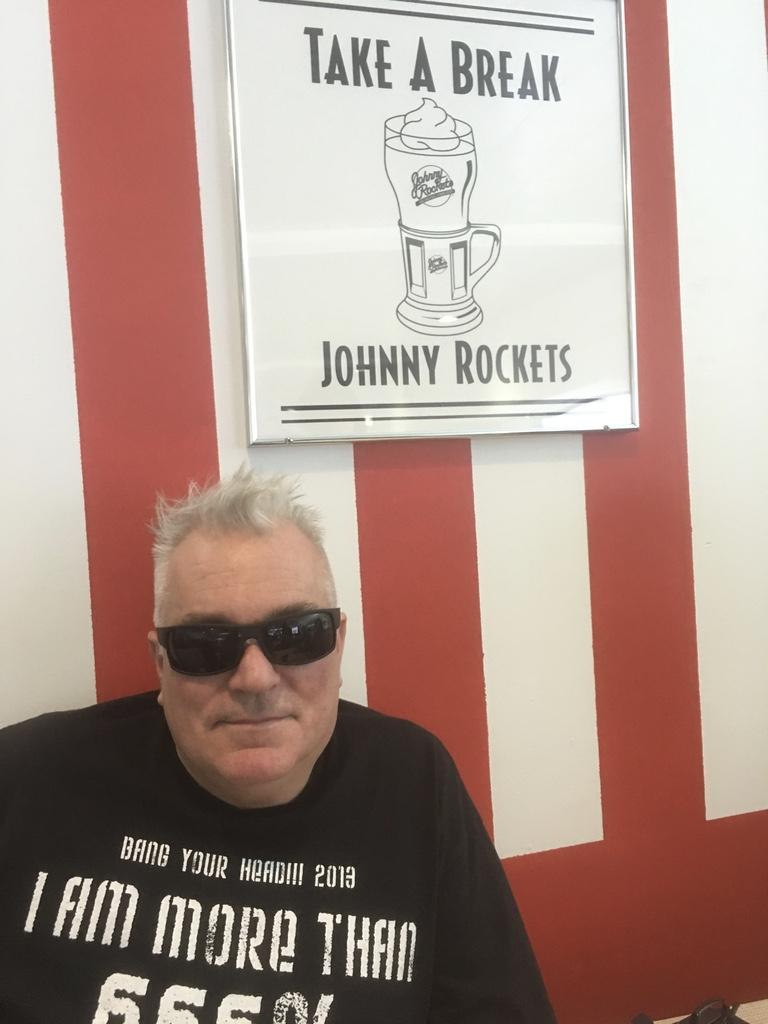 Johnny Rockets!