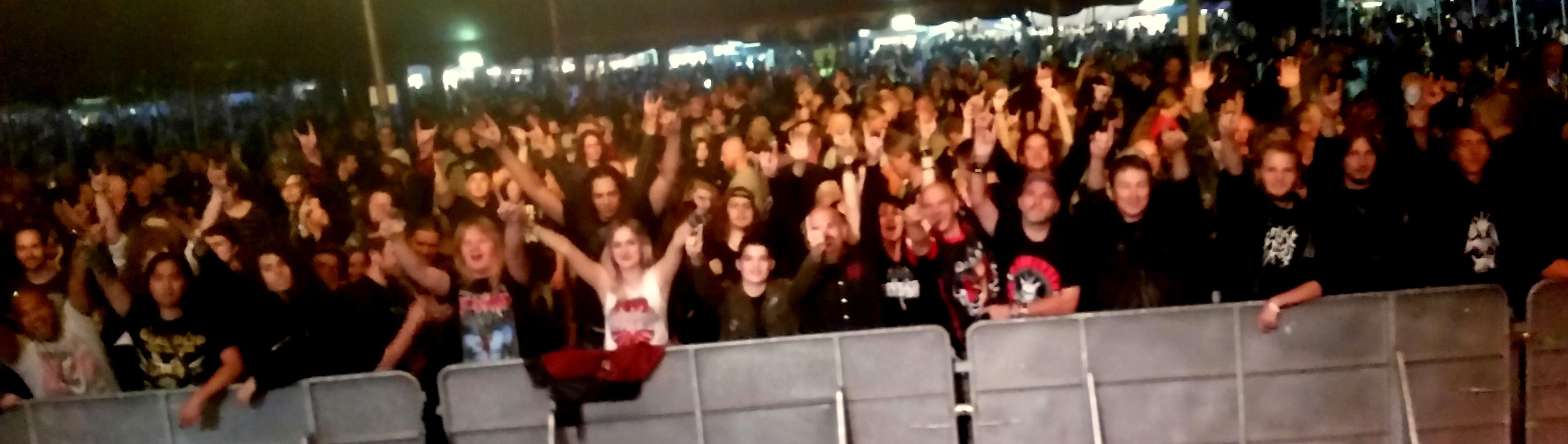 Fans@Rotterdam Baroeg fest