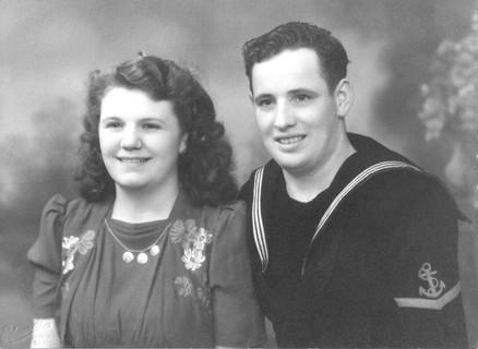 Mum and Dad 1943