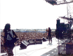 BS view from the stage
