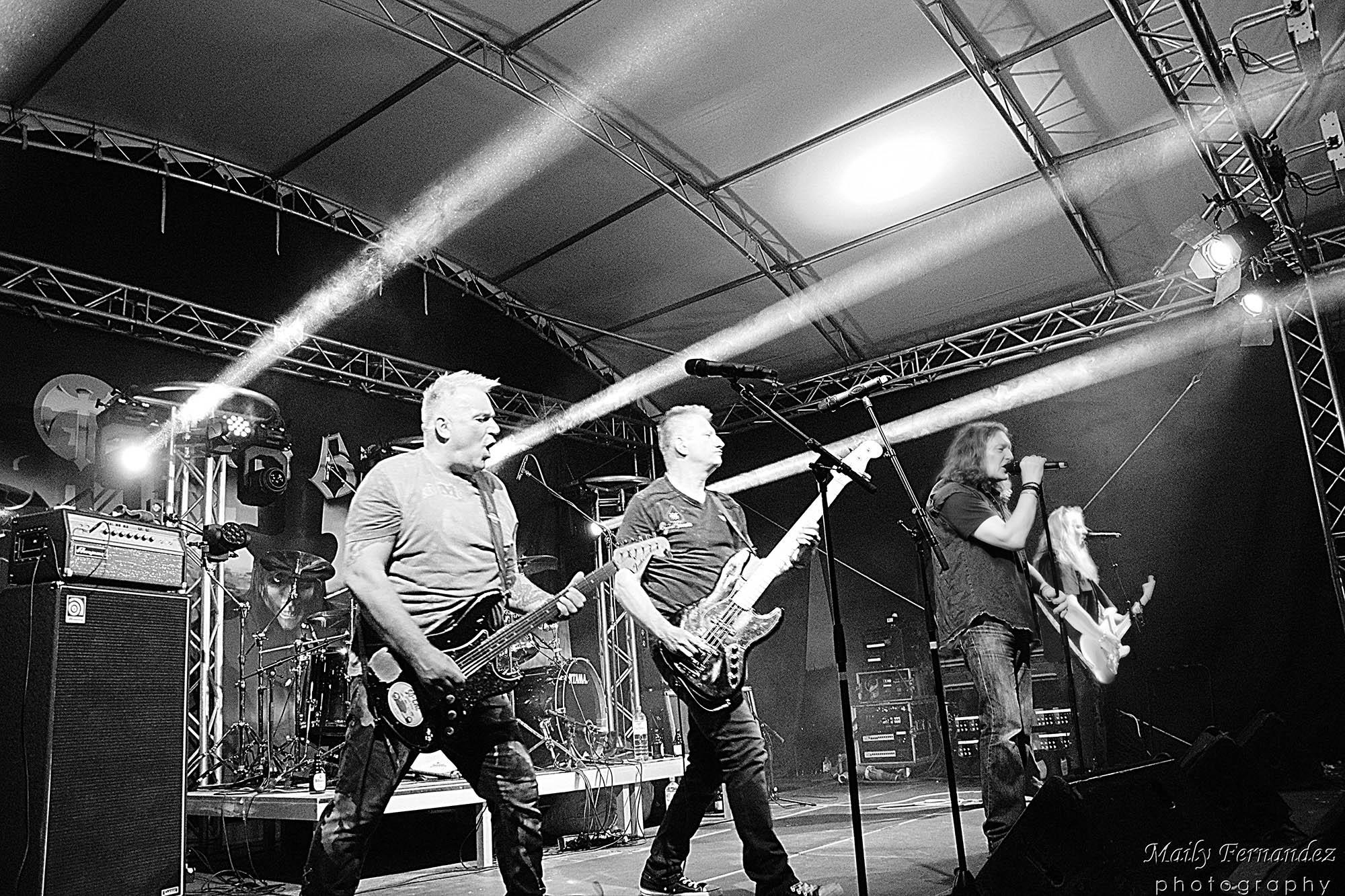 Tokyo Blade-Der Detze Rockt- knocking 'em dead