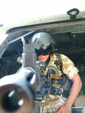 My Son Jamie in Iraq