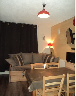 appartement B2 salon