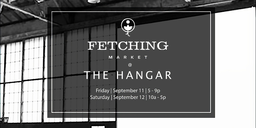 Fetching Market @ The Hangar