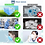 Thumbnail: Single Use Face Mask 3 Ply Protection Mask Daily Use Mask 50-pack