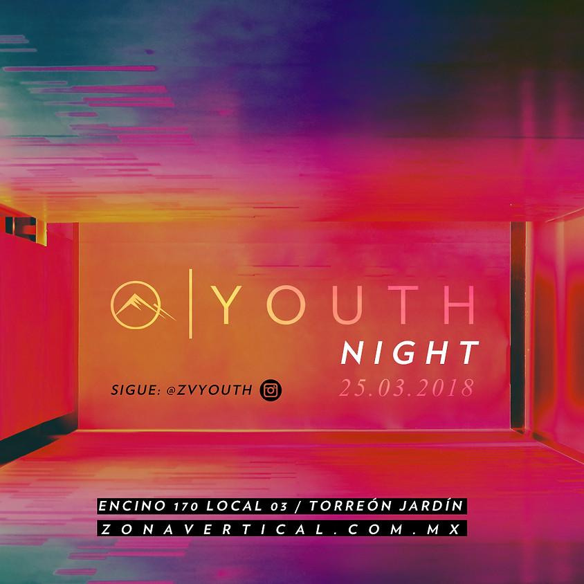 YOUTH NIGHT // MARZO