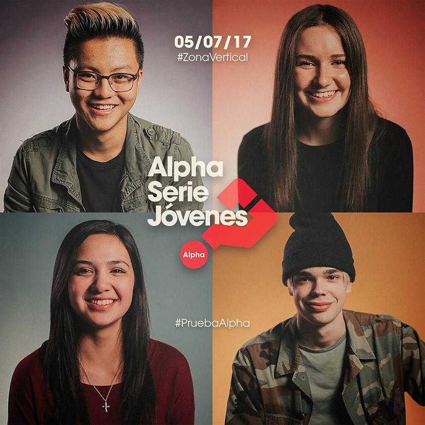 Alpha Jóvenes (13 - 17 años)
