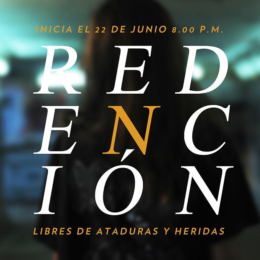 Curso: Redención // Sanidad y Libertad
