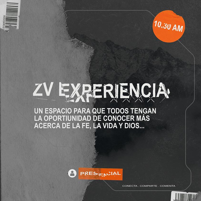 ZV Experiencia | 10:30am