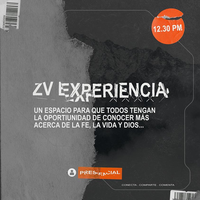 ZV Experiencia | 12:30pm