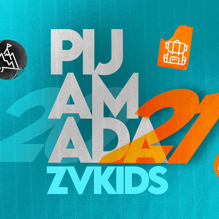 ZV Kids Pijamada 2021
