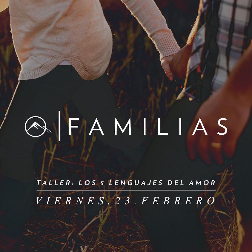 ZV FAMILIAS // TALLER: LOS 5 LENGUAJES DEL AMOR