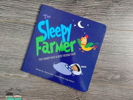 The Sleepy Farmer by Shazia Afzal