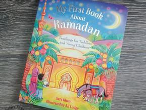 My First Ramadan Book by Sara Khan