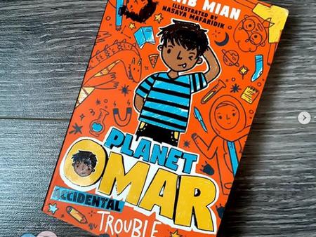 Planet Omar: Accidental trouble Magnet (Book 1) Zanib Mian