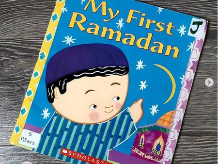 My First Ramadan by Karan Katz