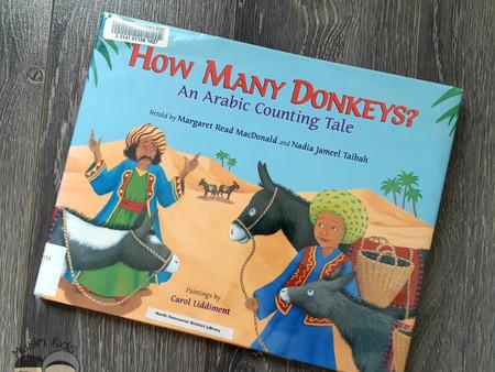 How Many Donkeys? by Margaret Read Macdonald and Nadia Jameel Taibah