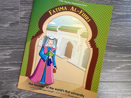 Fatima Al-Fihri by Maryam Yousaf