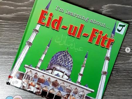 I'm Learning About Eid ul-Fitr by Saniyasnain Khan