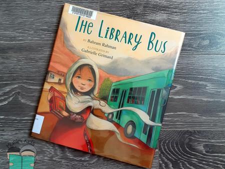 The Library Bus by Bahram Rahman