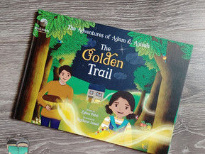 The Golden Trail by Zahra Patel