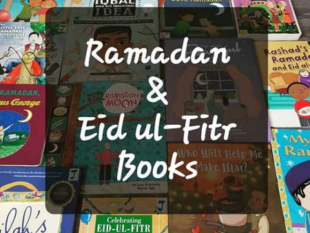 Ramadan & Eid Books 2020