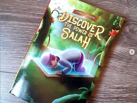 Discover the Power of Salah by Areeba Farheen