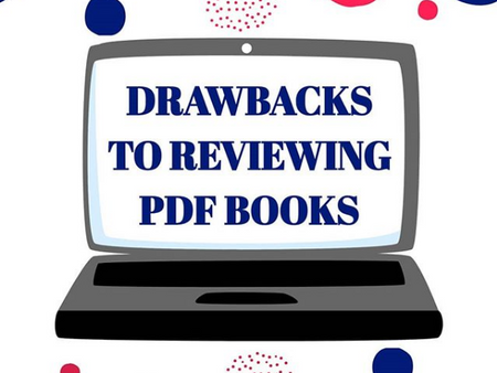 Drawbacks to Reviewing PDF Books