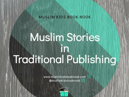 Muslim Stories in Traditional Publishing