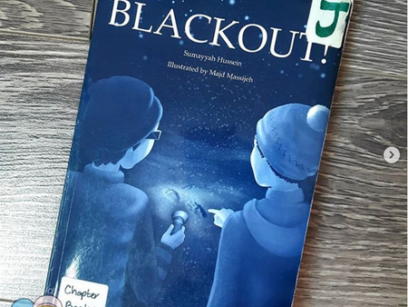 Black Out by Sumayyah Hussein