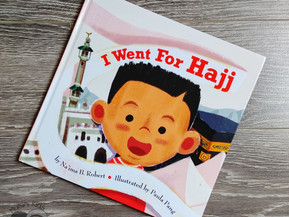 I Went for Hajj by Na'ima b. Robert