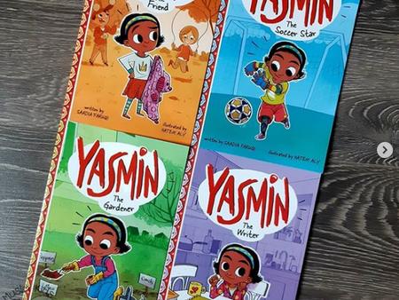 Yasmin Series by Saadia Faruqi