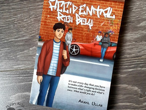 Accidental Rich Boy by Akmal Ullah
